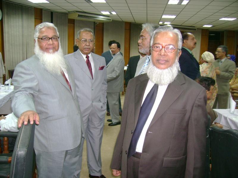 Farewell to Justice Khademul Islam Chowdhury